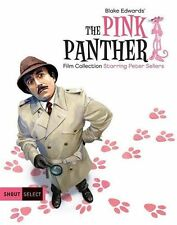 The Pink Panther Collection Blu-ray Box Set All 6 Film PETER SELLERS Blu-ray TV