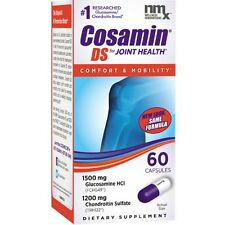 Cosamin DS For Joint Health Comfort - Mobility, 60 Capsules