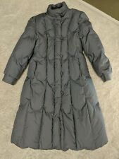 Bibi Brothers Medium Puffer Down Coat Gray