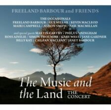 Freeland BARBOUR y huéspedes - The Music and the land NUEVO CD