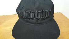 Compton Black on Black Embroidered Cap Hat Snapback South Central L.A.