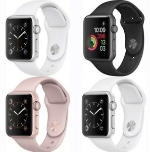 Apple Watch Series 1 38mm / 42mm Smart Watch Aluminum Case with Sport Band
