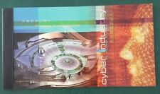 Hong Kong 2002 Cyber Industry Prestige Booklet Complete Mint