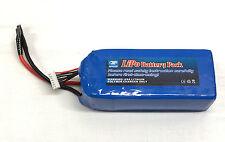 topedge batería Lipo 22,2v 4500mah 25c 6s Paquete PILAS racingpack RC NUEVO