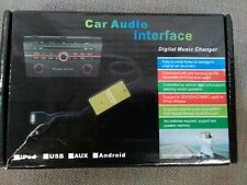 USB SD AUX Car MP3 Music Radio Digital CD Changer car audio interface