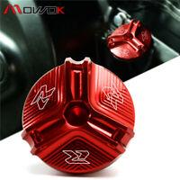 For SUZUKI GSX-R GSXR 1000/750/600/125 150 GSX1300R Oil Filler Cap Plug