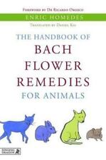 The Handbook of Bach Flower Remedies for Animals-ExLibrary