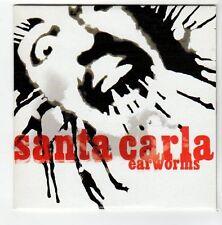 (FA801) Santa Carla, Earworms - 2005 CD