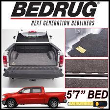 "BEDRUG Classic Bed Mat Truck Liner fits 2019 Dodge Ram 1500 NEW BODY w/ 5'7"" BED"