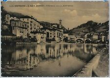 CARTOLINA d'Epoca - BERGAMO provincia - SAN GIOVANNI BIANCO  1955