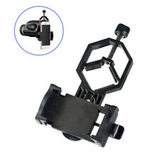 Cell Phone Clip Holder Adapter Binoculars Monocular Telescope Assessories