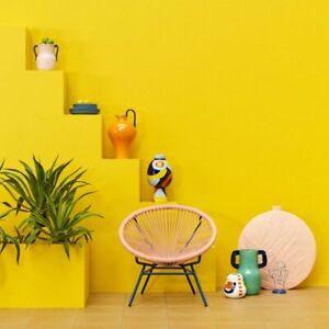 Francfranc Lotus Personal Chair Pink & Blue Single Room Furniture