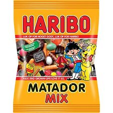 HARIBO Matador MIX Original -400g-Made in Denmark