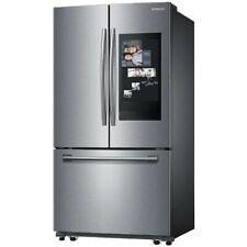 New In Box Samsung Family Hub Touchscreen Smart Refrigerator Rf262Beaesr Local