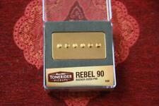 Rebel r90 Neck p90 ORO Bucker Tonerider Alnico II 8.4k r90n-gd quality sound 1a