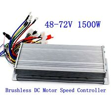 US E-bike Multiple Voltage/Power Selection Brushless DC Motor Speed Controller