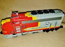 LEGO Santa Fe Super Chief Train Engine Set 10020 - Great Looking Rare Set