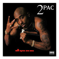 Hot Fabric Poster Tupac 2pac Me Against The World Rap 36x24 30x20 40x27inc Z3033