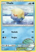 Pokemon reverse 49//236 SL12 Obalie VF Français