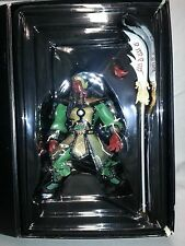 "Chinese Historical Figure ""Guan Yu"" Green  by Bandai"