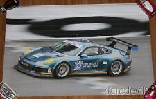 2014 Alex Job Racing #23 Porsche 911 GT America GTD Rolex 24 IMSA TUSC poster