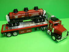 MARVEL MYSTERY OIL Semi 1/32 scale Taylor Truck Bank 3 DOME RAIL CAR TANKER