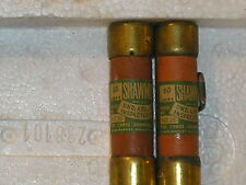 (LOT OF 2) SHAWMUT 60A ONE TIME FUSE