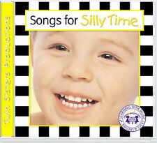 Twin Sisters Productions : Songs for Silly Time Music CD CD