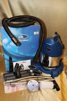 ✅OCEAN BLUE VACUUM CLEANER ULTRA DELUXE EXTREEM BONUS PACKAGE W/2 AIR PURIFIERS!