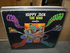 WHO happy jack ( rock ) decca 4892 mono