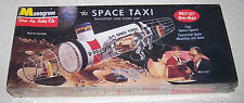 THE SPACE TAXI Willy Ley Space Model ~ Monogram Space Age Hobby Plastikit 0194 ~