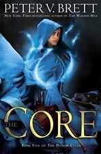 The Core by Peter V. Brett Hardcover Hardback The Demon Cycle Series Book 5