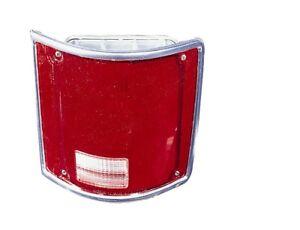 Tail Light Lens-Fleetside Left Maxzone 00-332-1925L-S1