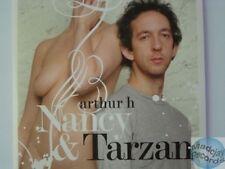 ARTHUR H NANCY & TARZAN CD PROMO 1T