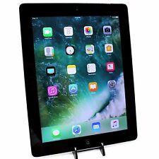 """Apple iPad 4th gen 16GB Black 9.7"""" MD510LL/A Wi-Fi Tablet"""