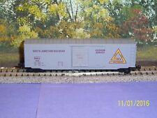 MICRO-TRAINS N SCALE  50' STANDARD SINGLE DOOR BOX CAR SOUTH JUNCTION RAILROAD