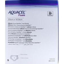 Aquacel Foam adhäsiv sacrale 16,9x20 cm Federazione 5 ST