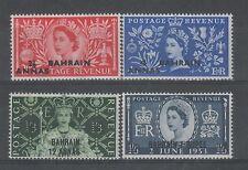 Mint Hinged Postage Bahraini Stamps (Pre-1971)