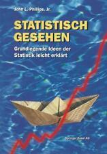Statistisch gesehen von John L. Phillips (1997, Taschenbuch)