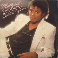 "Michael Jackson Billie Jean (7"" Italie - 1983)"