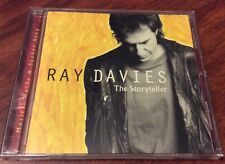 RAY DAVIES THE STORYTELLER CD EXCELLENT CONDITION THE KINKS