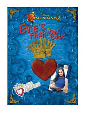 Descendants 2 Evie's Fashion Book by  Disney Hardcover, 2017 hardcover NEW
