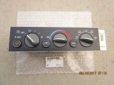 GM GMC CHEVY 09378805 ACDELCO 1572547 A/C HEATER CLIMATE TEMPERATURE CONTROL NEW