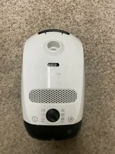 Miele Delphi Vacuum Cleaner S2120 Canister Only, White - No Other Accessories