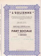 L'EOLIENNE ALOST,AALST
