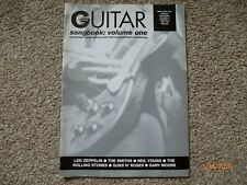 Guitar Songbook volume 1