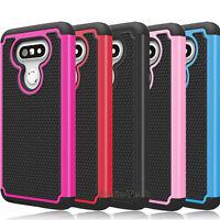 For LG G5 /H850 / H820 / H830 / VS980 Hybrid Hard Rugged Shockproof Case Cover