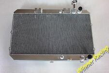 26MM ALUMINUM RADIATOR FIT HONDA CIVIC SI AT-CHASSIS CRX AS 115PS M/T 1984-1987