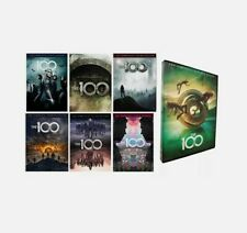 The 100: The Complete Series Season 1-7 (DVD, 24-Discs) Bundle Set