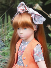 Sylvia Natterer Götz ☘☘ Fanouche Josiane Puppe Künstlerpuppe  ☘☘ Doll poupee